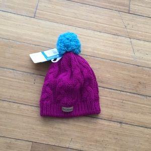 Fleece lined hat!!